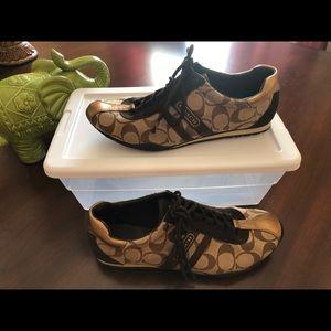 Designer Coach Shoes